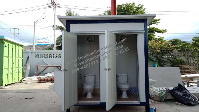 ตู้ห้องน้ำสำเร็จรูป ISOWALL