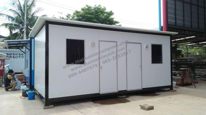 ตู้ห้องพักคนงานสำเร็จรูป (ISOWALL)